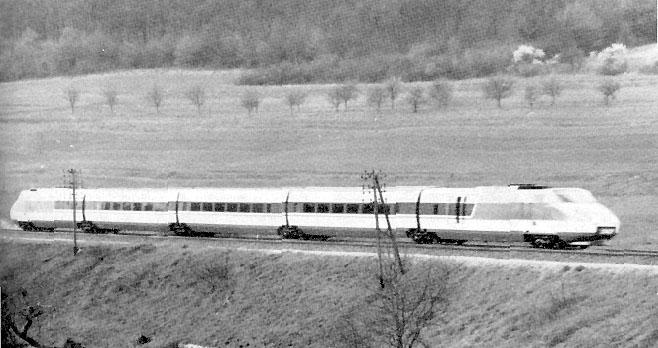 """45 ans de TGV - """"Le turbotrain..."""